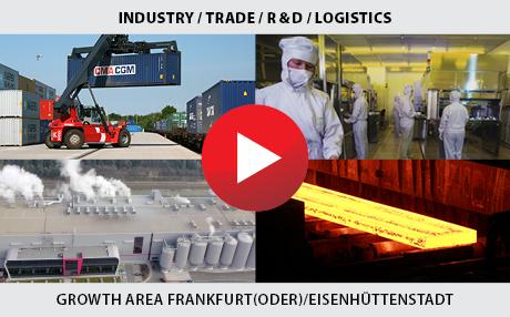 Externer Link: Image Video Regionaler Wachstumskern zum Thema Wirtschaft