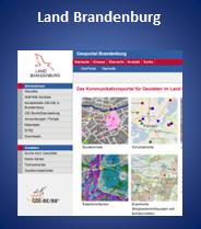 Geoportal Land Brandenburg
