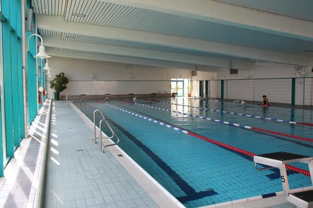 Schwimmbad Frankfurt hallenbad frankfurt oder