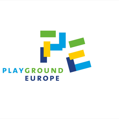 Logo Playground Europe Koopzentrum