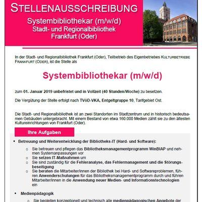 Bürger Frankfurt Oder